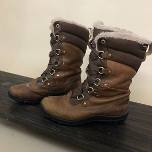 Timberland Mount Hope Waterproof Leather Boots